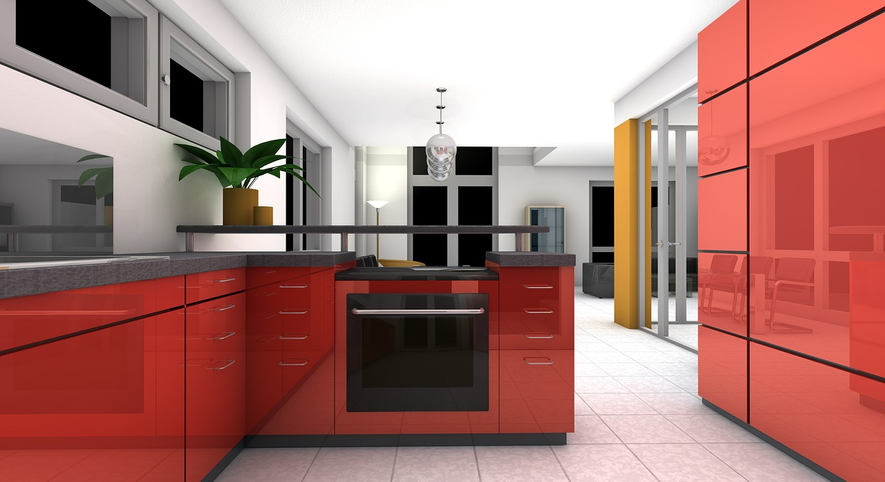 meuble cuisine peinture