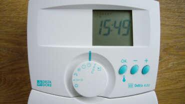 programmateur chauffage