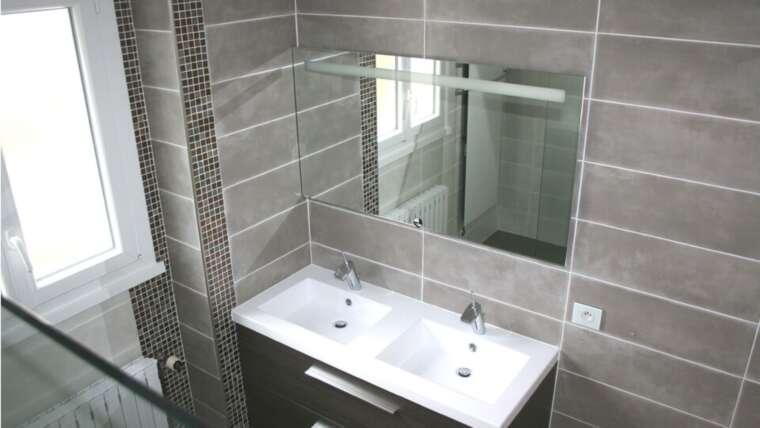 carrelage salle de bain castorama