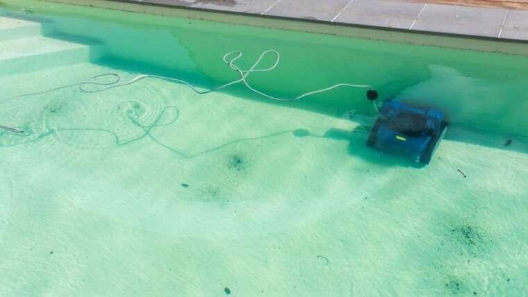 volume eau piscine