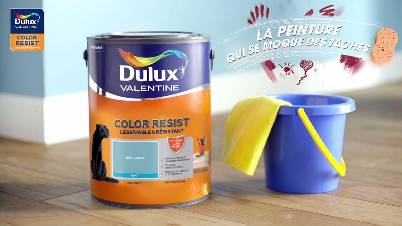 comment appliquer peinture dulux valentine