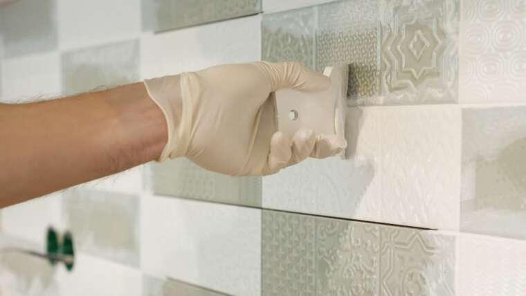 peindre carrelage salle bain