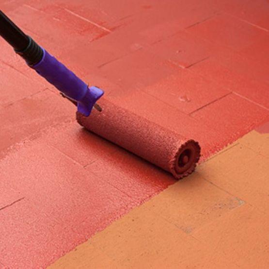 application peinture epoxy