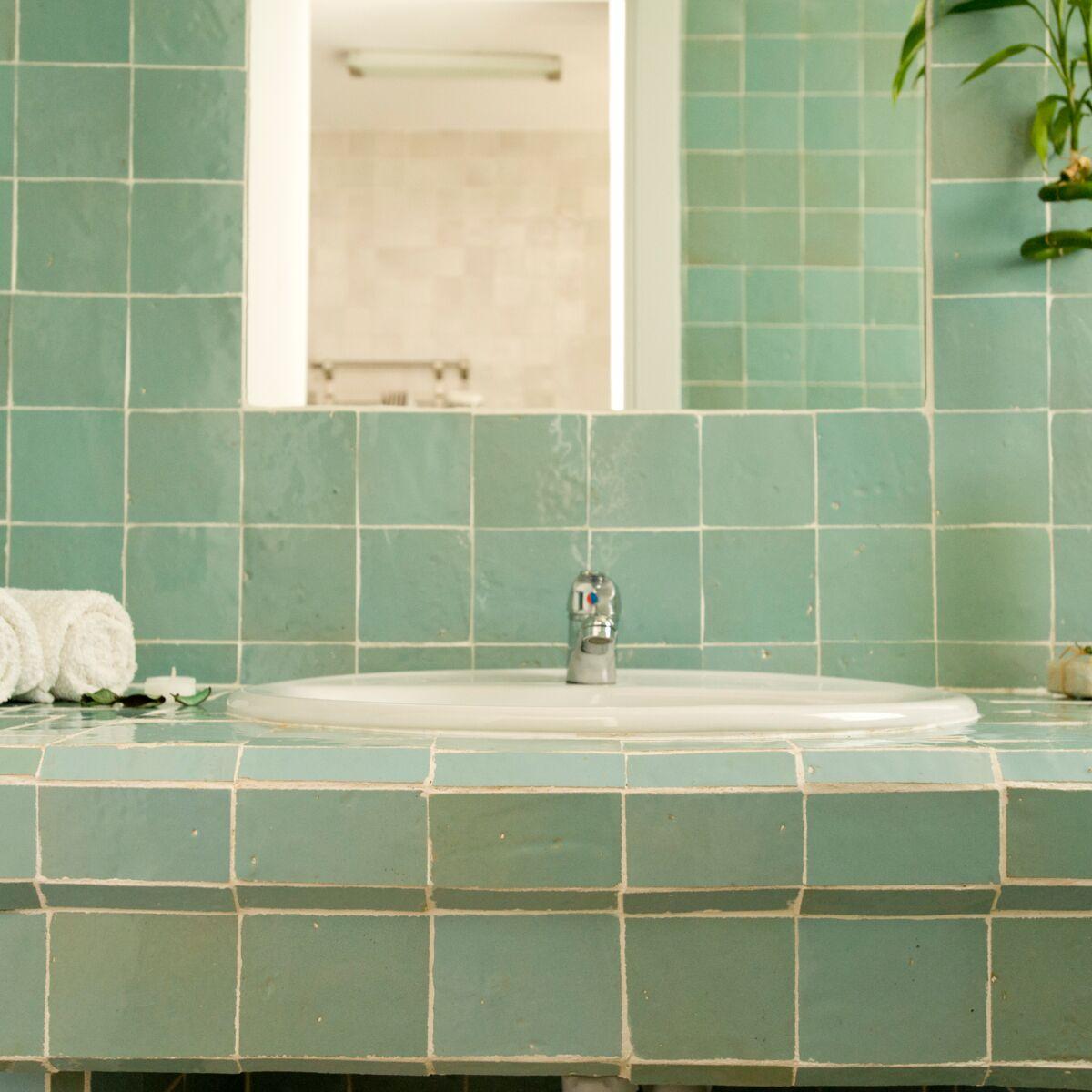 carrelage salle de bain pose