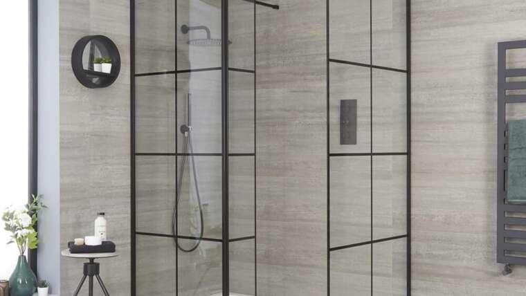 salle de bains italienne
