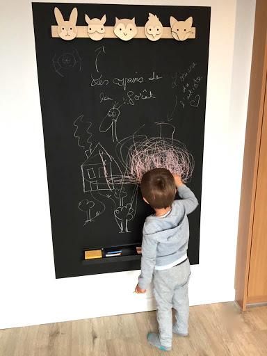 comment poser peinture ardoise