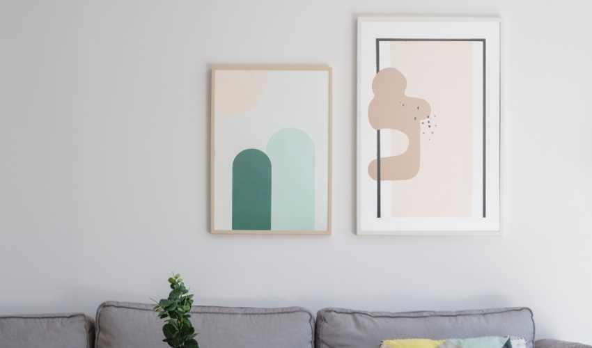 accroche-tableaux-mur